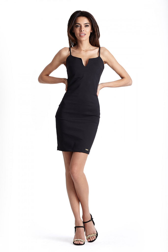 Short dress model 124875 IVON