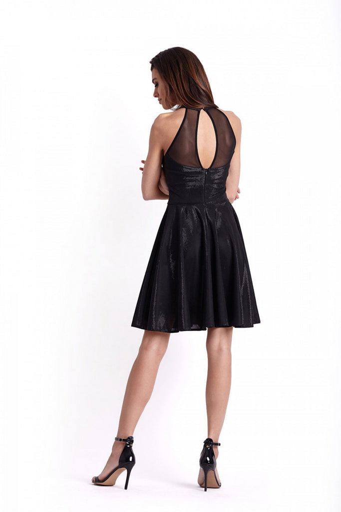 Short dress model 124868 IVON