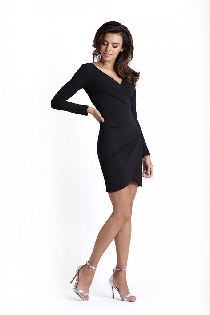 Short dress model 124872 IVON