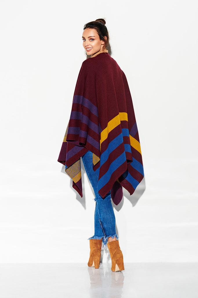 Poncho model 135694 Lemoniade