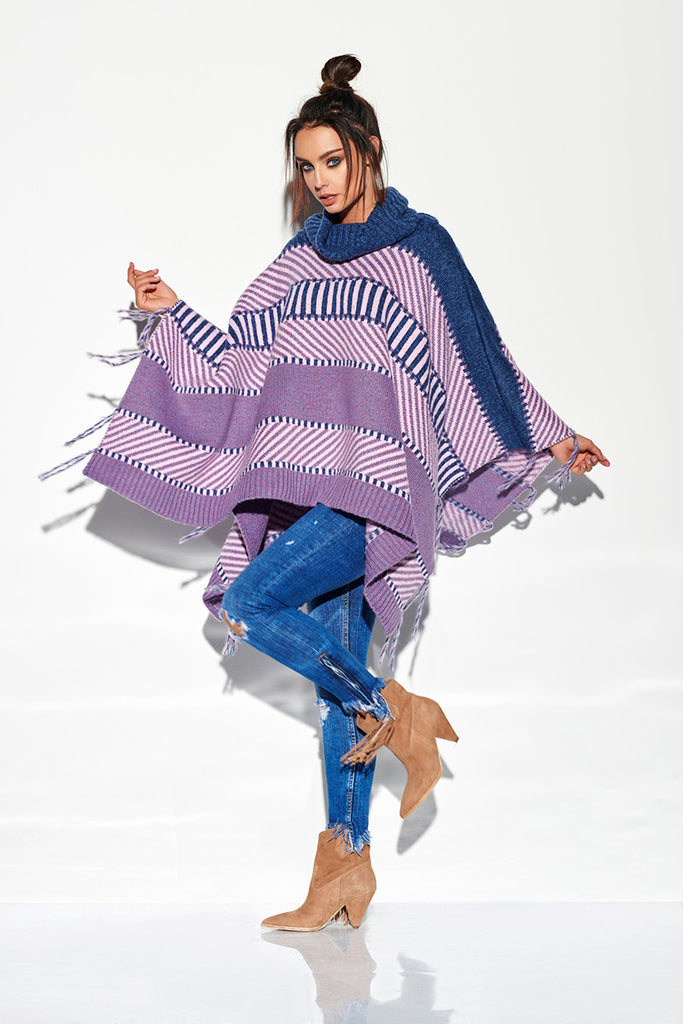 Poncho model 136001 Lemoniade