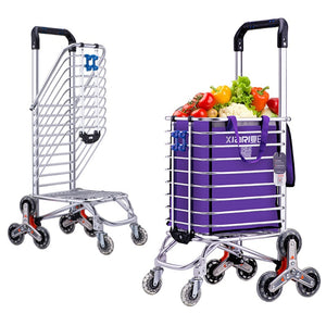 Foldable Shopping Carts