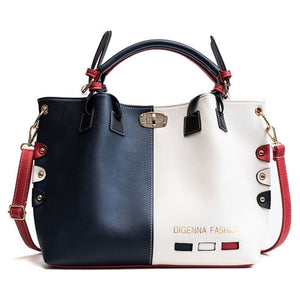 Handbag Top Handle Bling Leather Shoulder Bag Tote Purse Crossbody Messenger