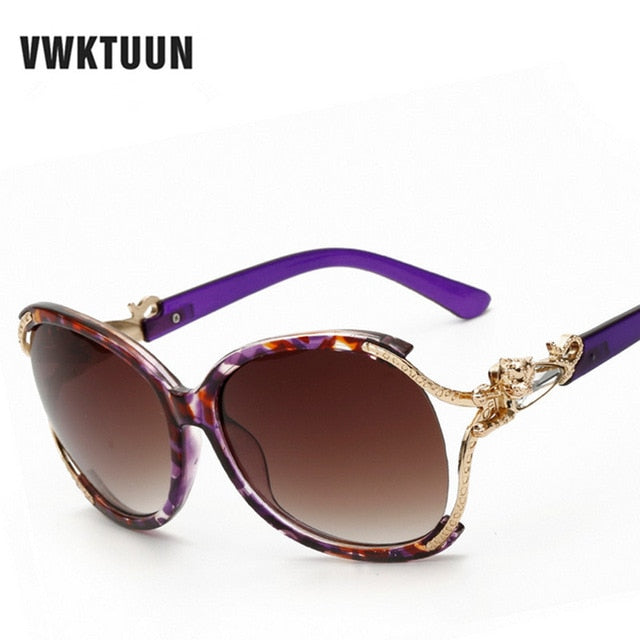 Butterfly Sunglasses Oversized Sun Glasses Shades Gold