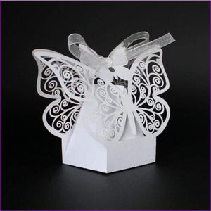 Butterfly Candy Box Wedding Favors and Gifts Box 20pcs/lot for Wedding Decoration - Wedding Favors
