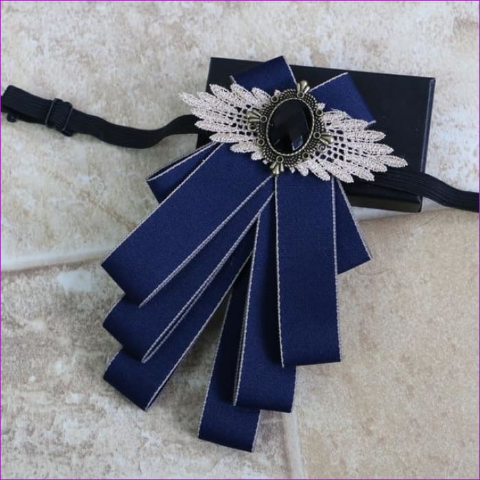 Flower Rhinestone Cloth Art Pins And Brooches Mens Clothing & Accessories Shirt Collar - 15 - Tuxedo Shirts Tuxedo Shirts