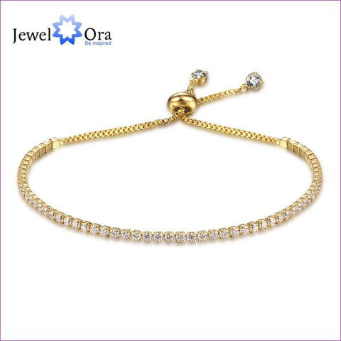 Jewelry & Accessories Bracelets & Bangles 3 Color Fashion Roman Style Woman Silver Gold Color Crystal Zircon Bangles Bracelets Charm Jewelry Gifts 2018