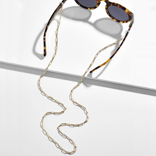 Bling Eyeglass Chains Sunglasses Reading Holder Cord Lanyard Necklace
