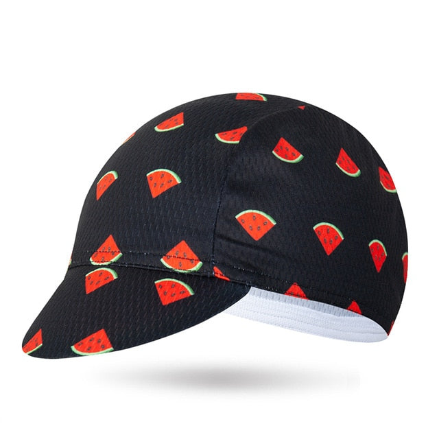 Watermelon Sports Cycling Caps Bike Wear Bicycle Hats One-Size Headwear