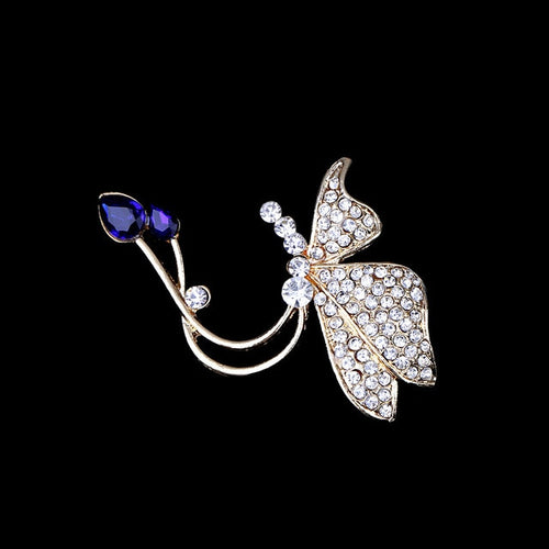 Butterfly Shape ear Cuff clip on Earrings y Ear Clip Stud Earrings for Women