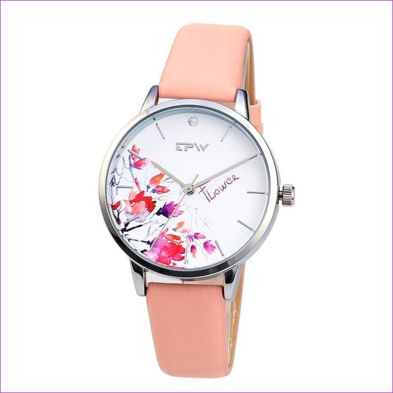 Rose Gold Women Watch Casual Love Heart Quartz Wrist Watch Women Dress Ladies Watches - Womens Watches