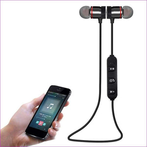 Wireless Bluetooth 4.1 Outdoor Sport Earphone - Wireless Electronics