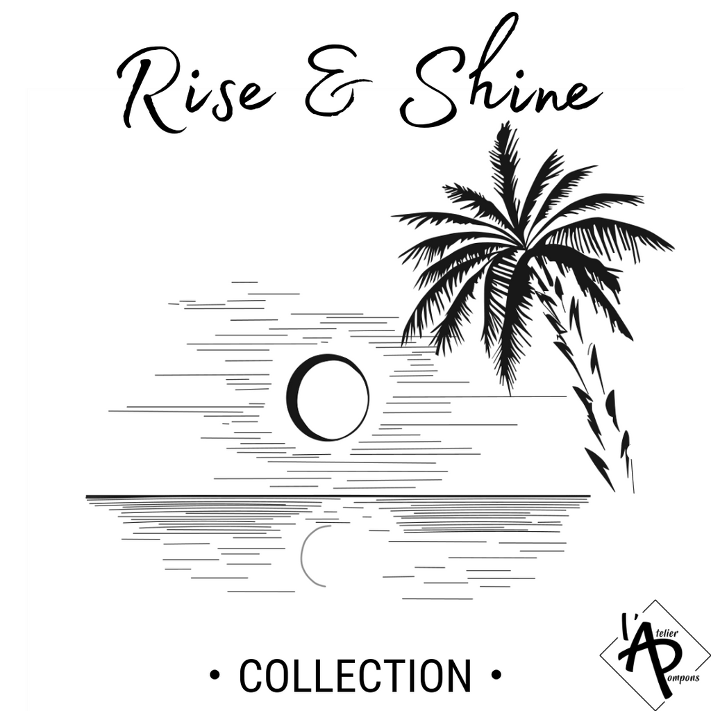 Collection RISE & SHINE - La dose de self-boost pailleté 🌞