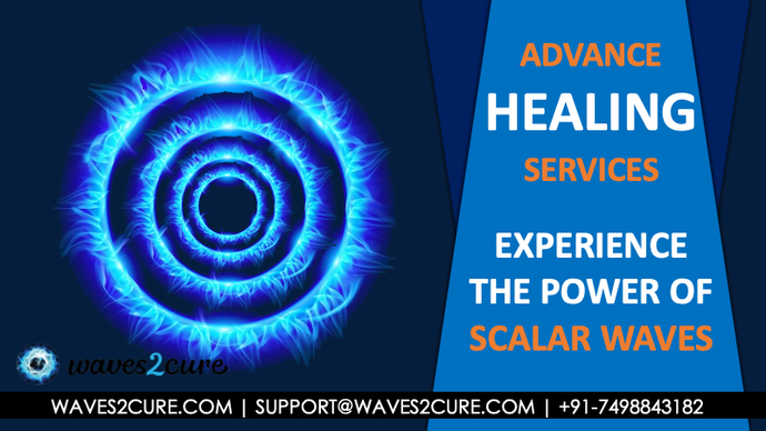 How Scalar Waves Can Heal Your Mind And Body