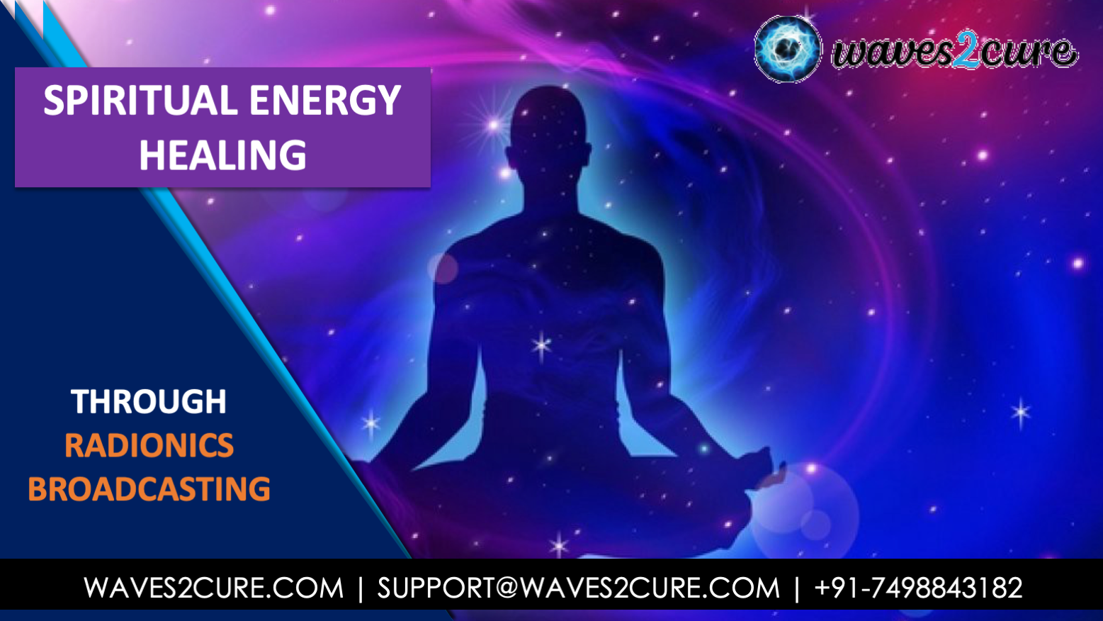 Boost your Spiritual Energy Through Radionics Broadcasting