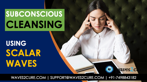 Activating Consciousness Through Scalar Waves