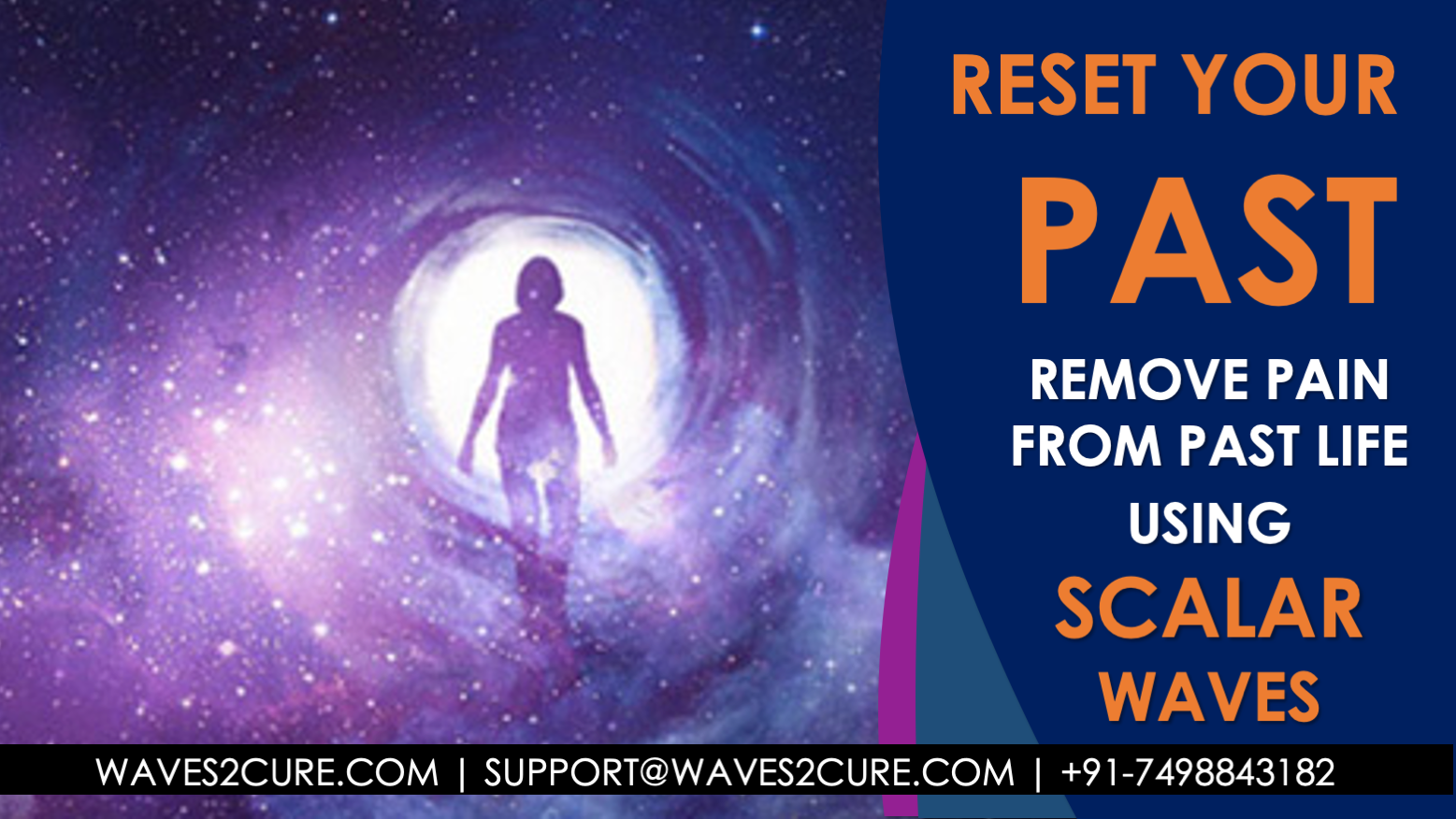 Reset Your Past Life, Past Life Healing Using Scalar Waves
