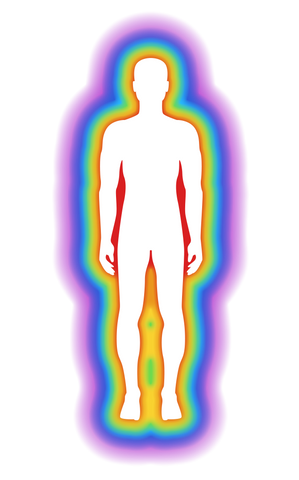 7 layers of auras