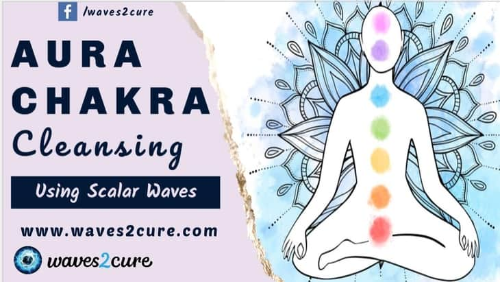 aura cleansing and chakra cleansing services