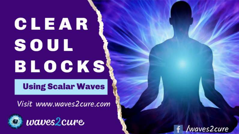 Clear Soul Blocks Using Scalar Waves