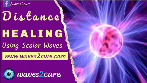 Distance energy healing service using calar waves healing technology, much powerful and effective than reiki healing