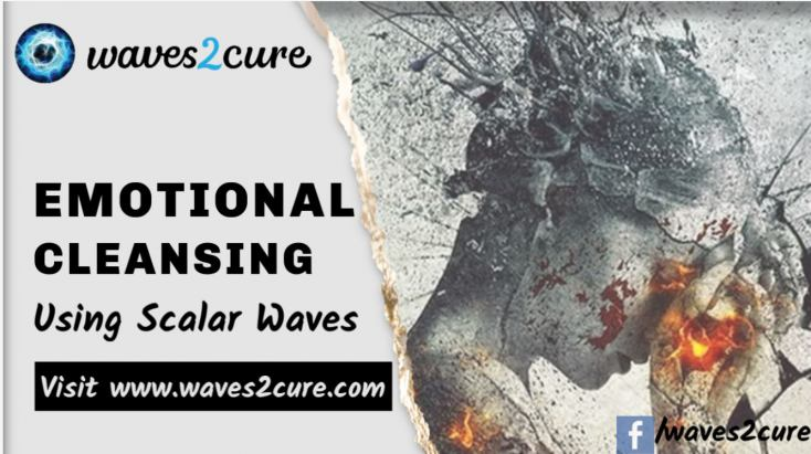 Emotional Cleansing Using Scalar Waves