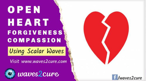 Forgiveness Healing Using Scalar Waves