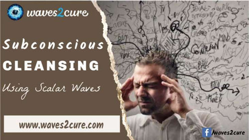 Subconscious Cleansing Using Scalar Waves
