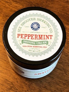 Shaving Cream - Peppermint
