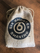 ".38 Revolver Shave Brush - ""Six Shooter"""