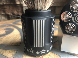 Badger Shave Brush - Freedom - Six Shooter Shaving