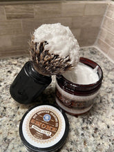 Shaving Cream - Smoke - Six Shooter Shaving