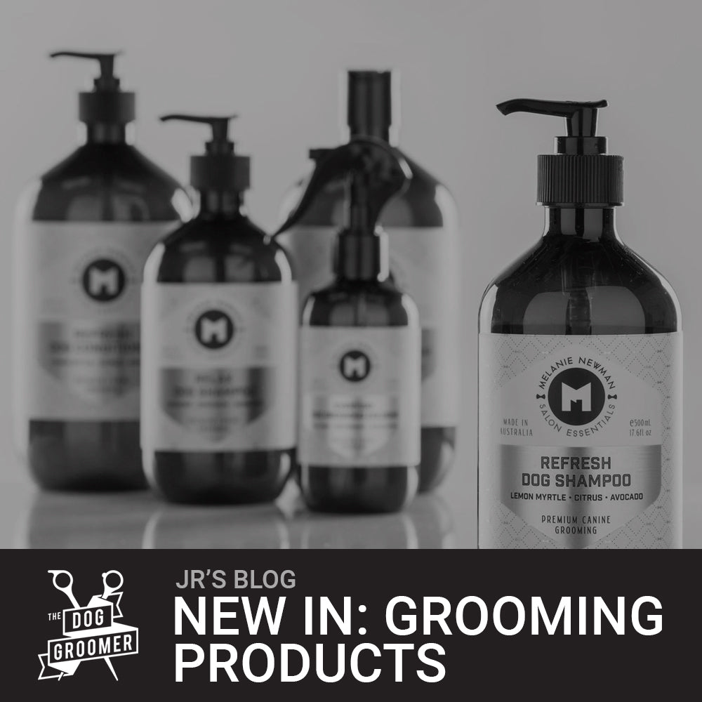 Our All New Pet Grooming Products