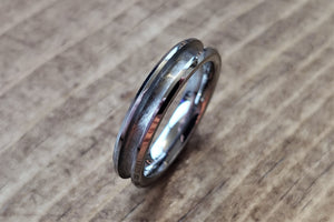 4MM Bands - Tungsten and Ceramic