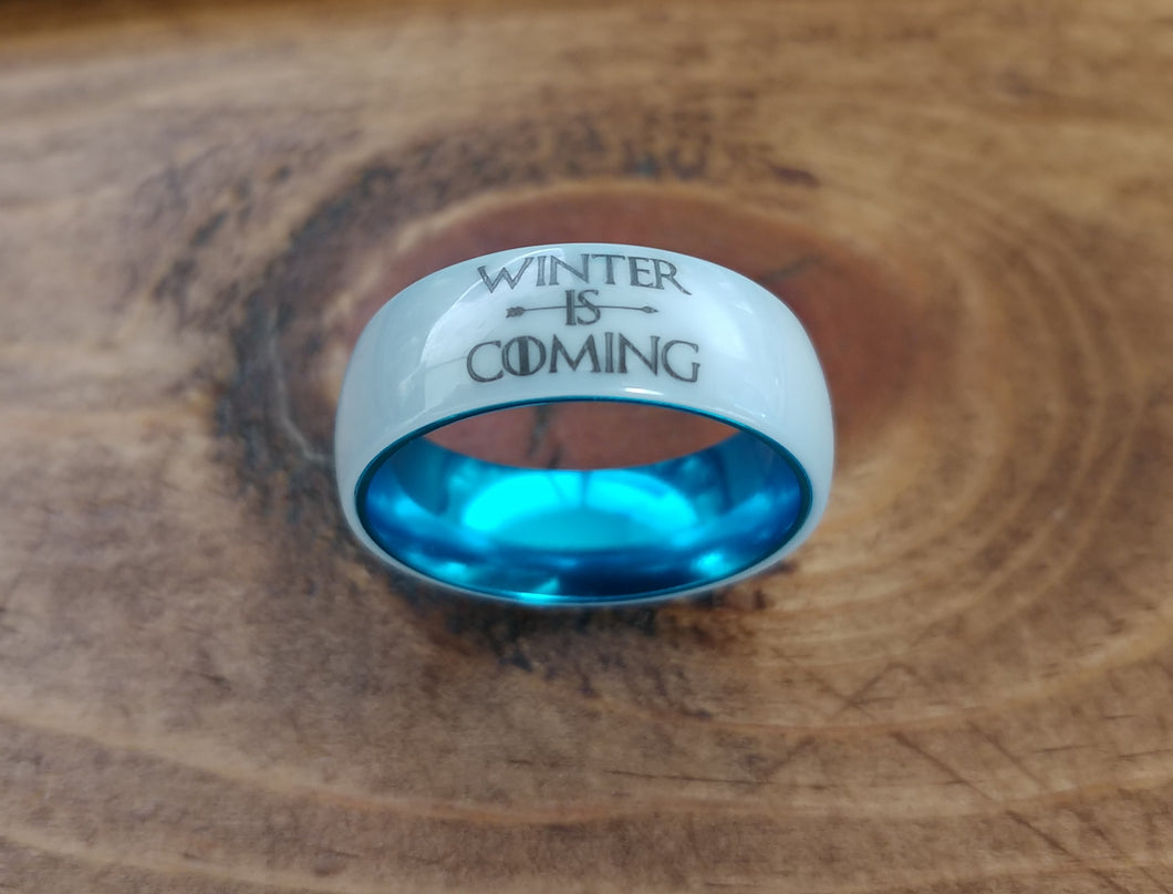 Themed Ceramic Ring
