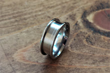 Load image into Gallery viewer, Titanium Ring Blanks 4mm-6mm-8mm