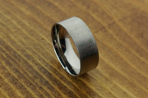 Flat Titanium Core - 8mm