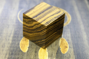 Stabilized Wood Ring Blank