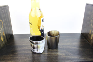 Horn Shot Glass