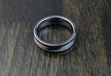 Load image into Gallery viewer, Tungsten Ring Blank 6mm-8mm