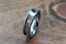 Load image into Gallery viewer, Titanium Custom Ring Design 6mm - 8mm