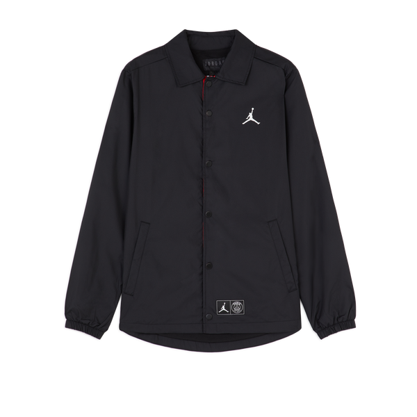 385e6ddf9a8 ... Load image into Gallery viewer, PSG JORDAN COACH JACKET 18/19 ...