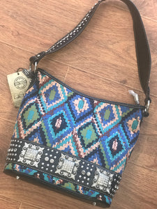 CCW Turquoise Purse