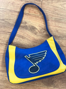 St. Louis Blues Fan Purse