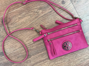 Pink Mini Crossbody