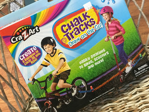 Cra-Z-Art Chalk Tracks