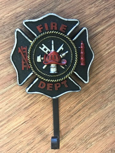 Firefighter Clothing Hook
