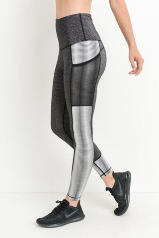 Highwaist Shimmer Leggings