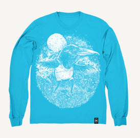 Bird Boy - Crewneck Sweaters
