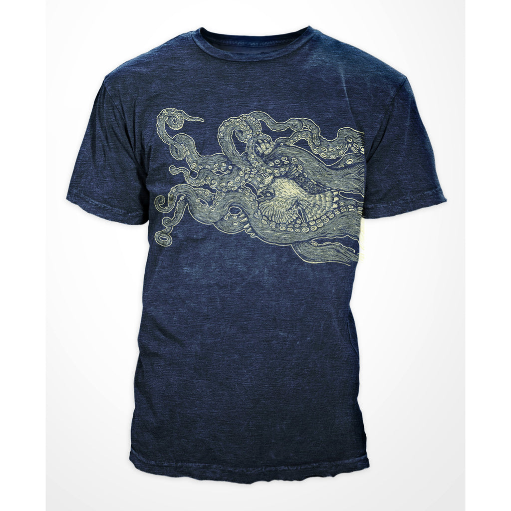 Tentacles with Bird-Apparel- Quarrelsome Yeti